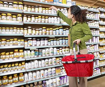 Comprar Complementos alimenticios