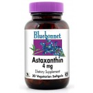 Cápsulas de Astaxantina 4 mg