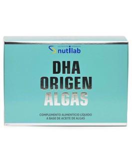 DHA Origen Alagas Nutilab