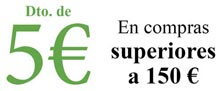 Suplementos baratos descuento5 euros